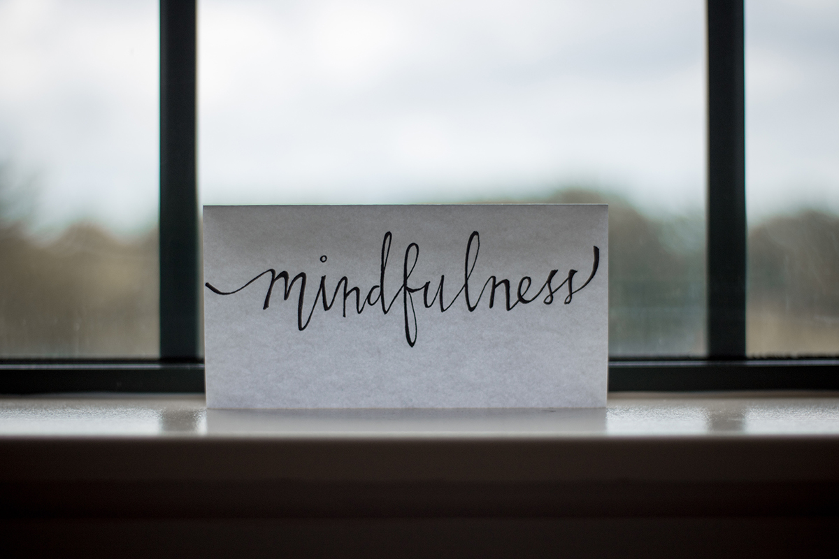 Mindfulness vs. meditation
